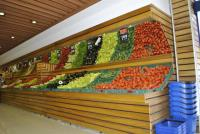 Grocery Display Stands