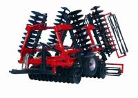 Piston Disc Harrow