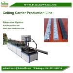 ceilng carrier machine
