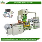 aluminum foil container making machine full auto