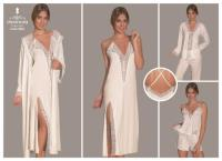 Cotton Night and Morning Gown 8060
